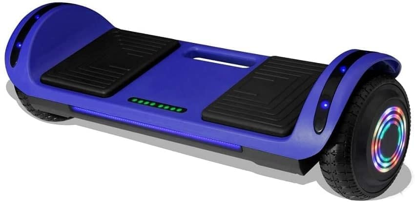 longtime hoverboard