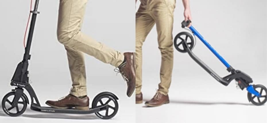 big wheel scooter for adults