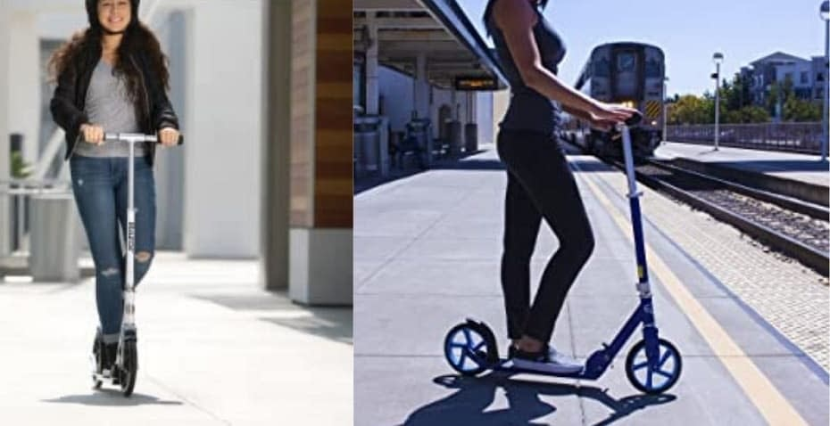 best kick scooters for tall riders