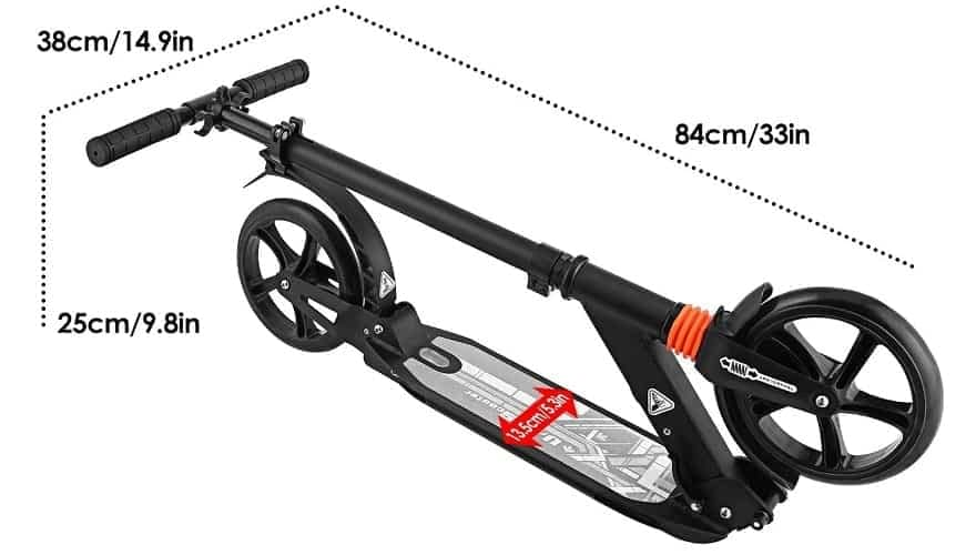 4 Best Hikole Scooter Review 1