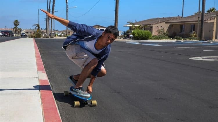 Should I get a skateboard or a longboard for college