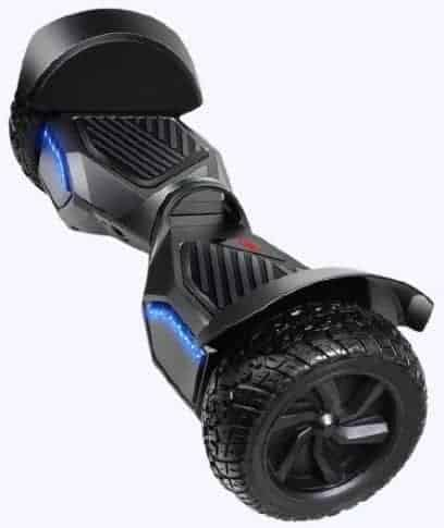 What are the best hoverboards for rough terrain