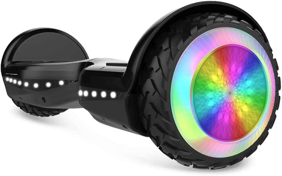 Find out The Best Hoverboards Reviews in 2021 for Beginners & Adults [For the Price] 6
