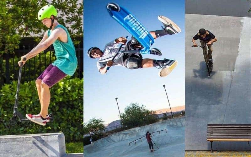 the Best Trick Scooters in the world