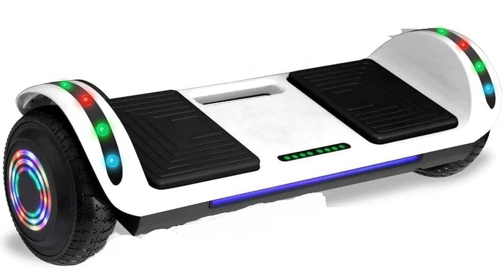 Find out The Best Hoverboards Reviews in 2021 for Beginners & Adults [For the Price] 7