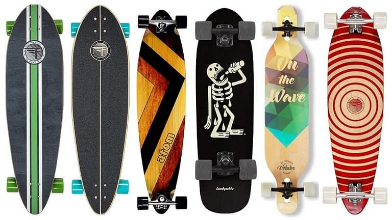 the best cruising longboards reviews 2020