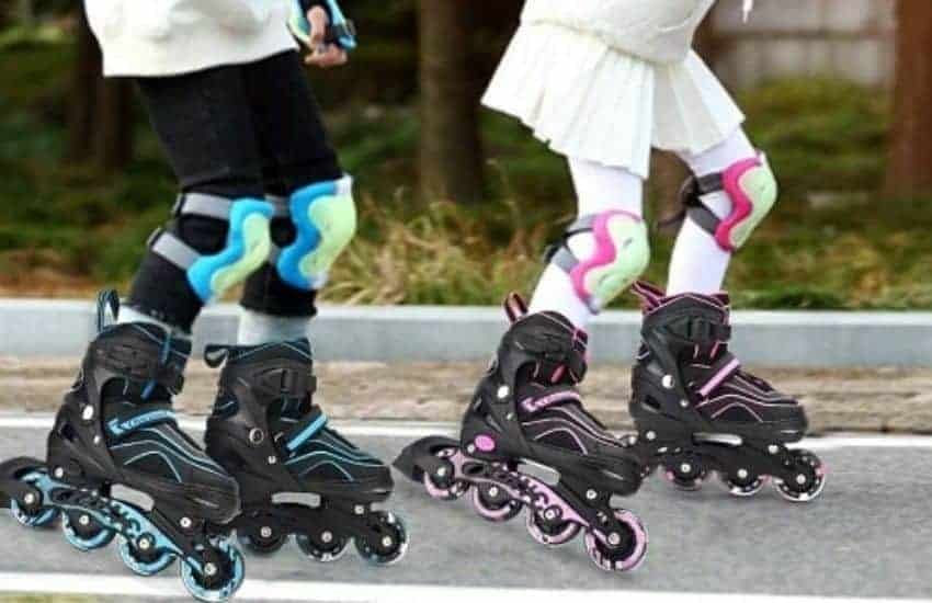 the best rollerblades for kids
