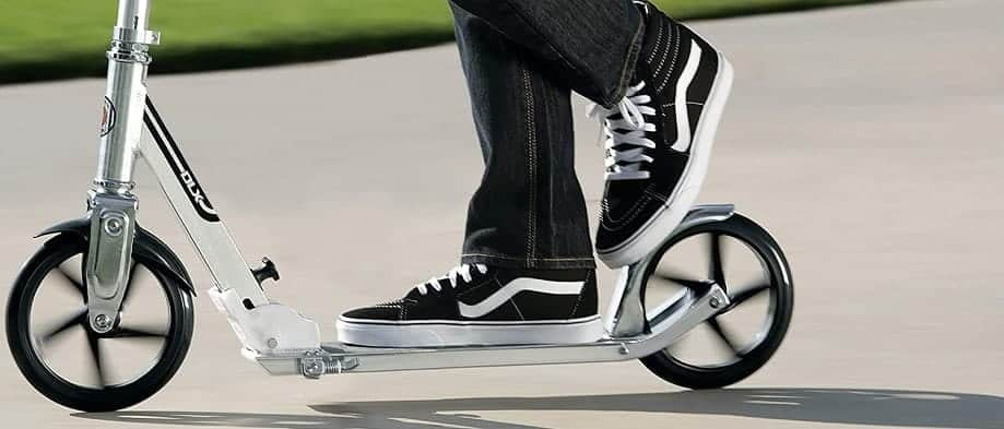 razor a5 dlx scooter for adults