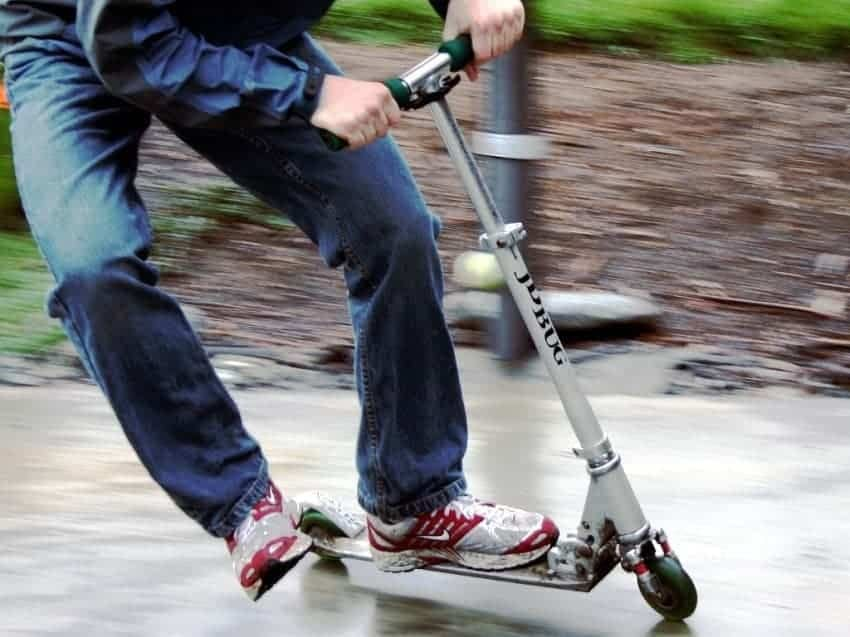 the best stunt scooter in the world