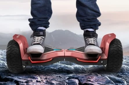 What are the best off road hoverboards