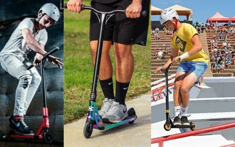 the Best Stunt Scooters For Beginners