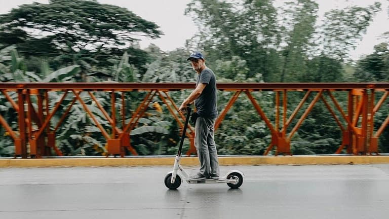 Is Riding a Scooter Good Exercise